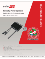 SolarEdge Optimizer