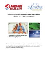 Apricus manual REVISED 12-11-13