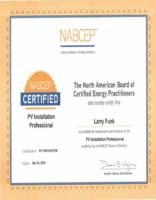 Larry Funk NABSAP