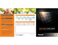 Panasonic Solar Panels Consumer Brochure