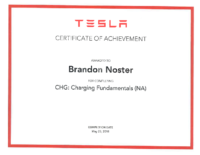 Brandon N Tesla 3