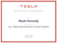 Wyatt Tesla 1