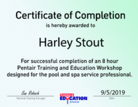 Pentair Certificates-02