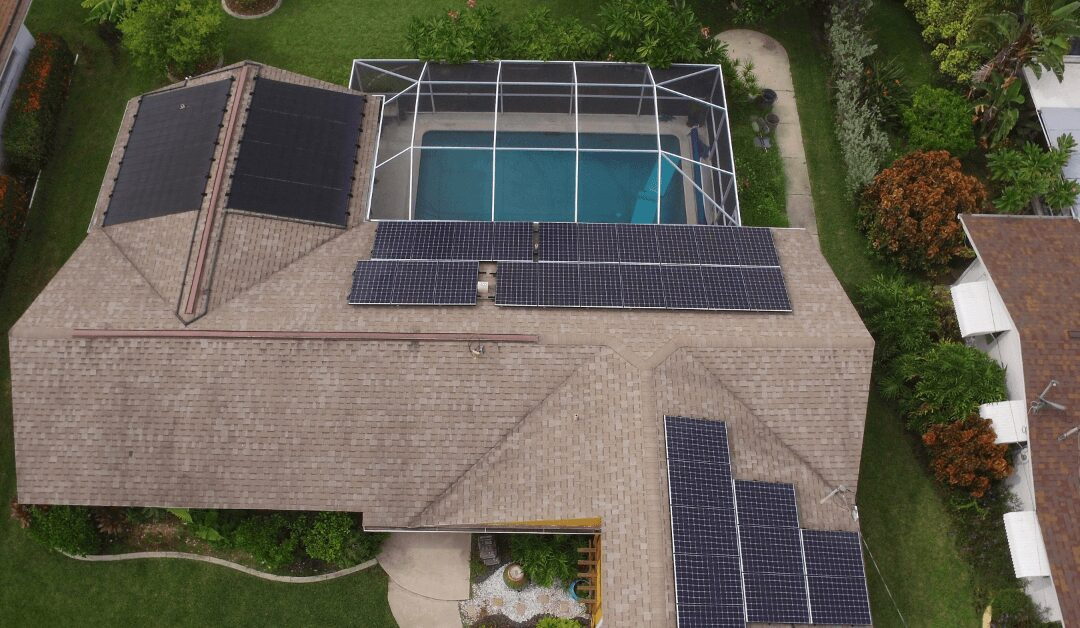 solar pool heater in Florida