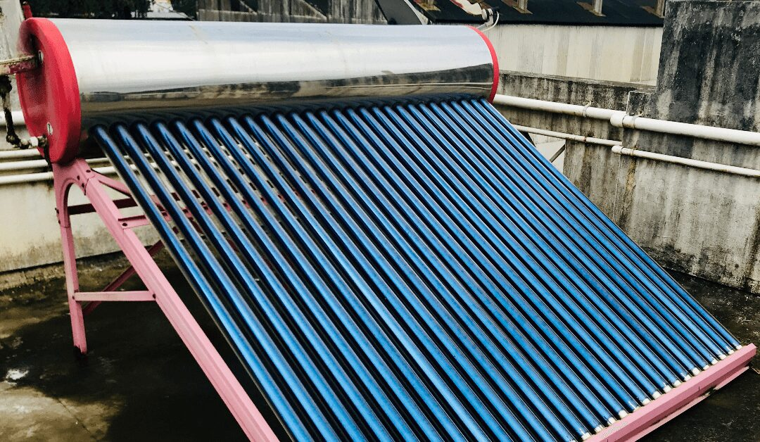 solar water heater in Fort Myers