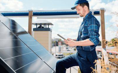 Solar Installation in Fort Mayers