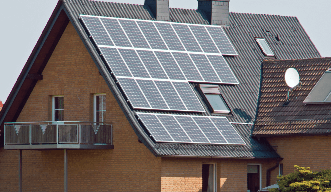 What is solar electricity, and how does it work?