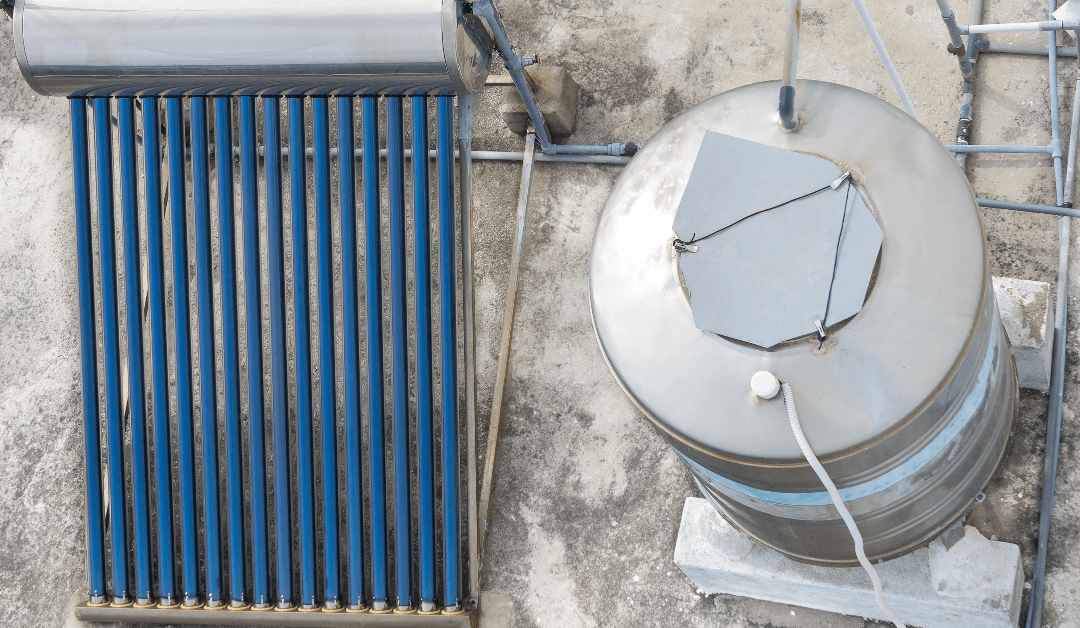 How much does solar water heating cost ?